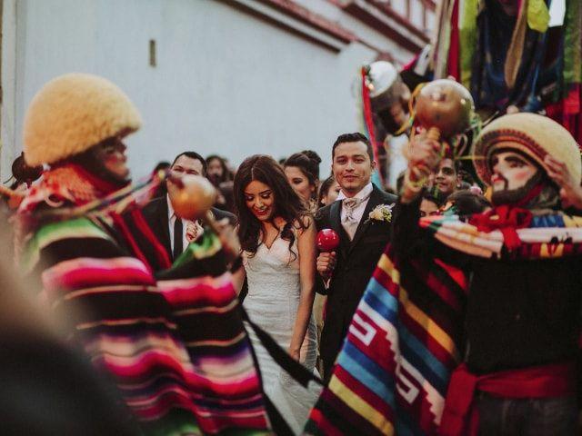 ¿Cómo son las bodas tradicionales de estas 5 culturas indígenas?