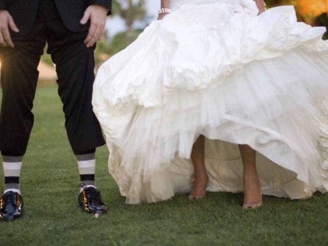 Los calcetines del novio