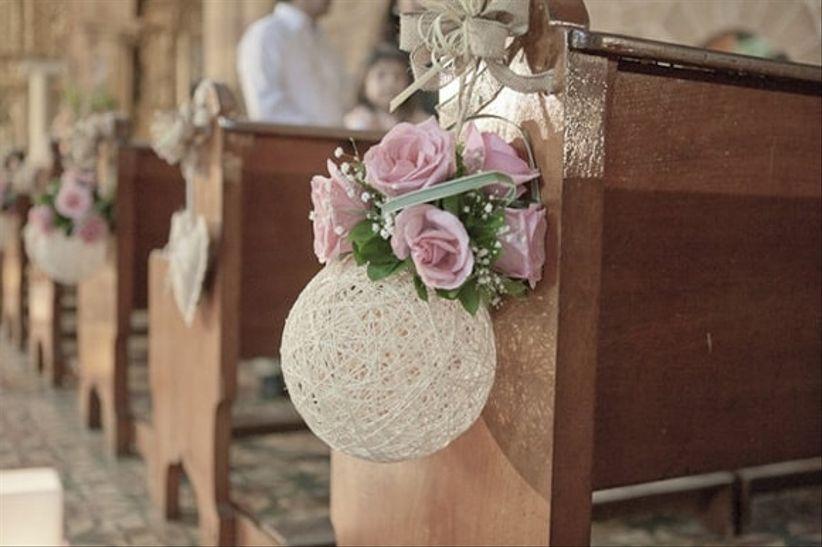 Decoracion Iglesia Boda Vintage ~ ideas DIY para tu boda  bodas com mx