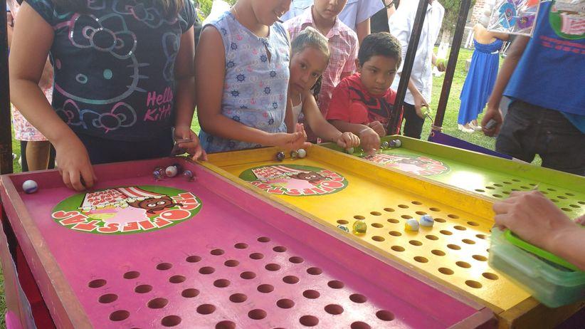Juegos Tradicionales Para Entretener A Los Ninos En La Boda Bodas