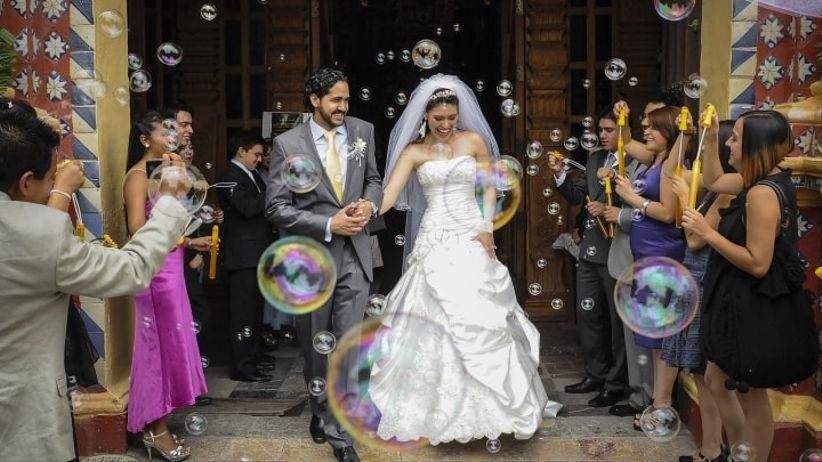 burbuja casada