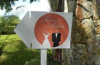 Señalamientos en tu boda