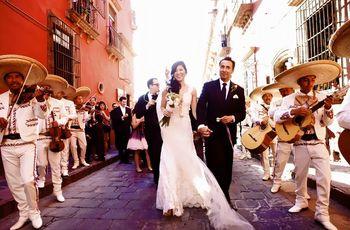 15 canciones de mariachi para la fiesta de su boda: todos a corear