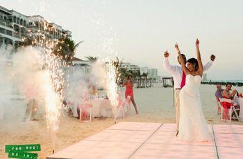 5 tips para acabar tu fiesta de boda con éxito
