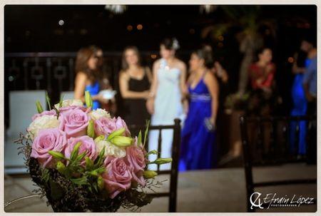Protocolo de invitados en el banquete
