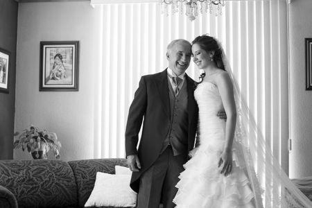6 Ideas para regalar algo especial a sus padres el d�a de la boda