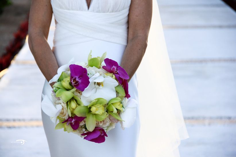 Wedding Pictures Cancún by Art & Photo