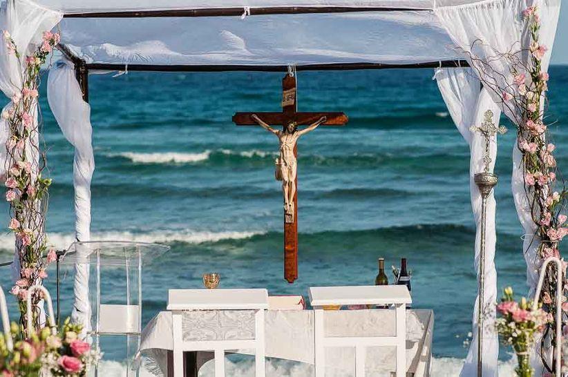 Rito Del Matrimonio Catolico Fuera De La Misa : Te puedes casar por lo religioso fuera de una iglesia