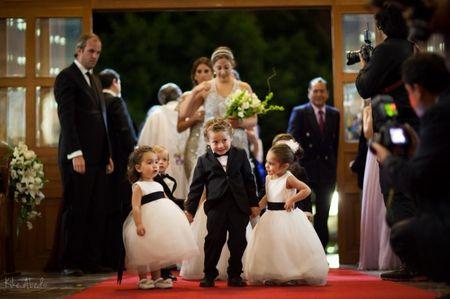 �Cu�ntos pajes de boda?