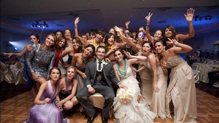 8 consejos para organizar una boda a lo grande