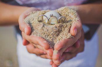 5 consejos para elegir sus alianzas de boda... y acertar