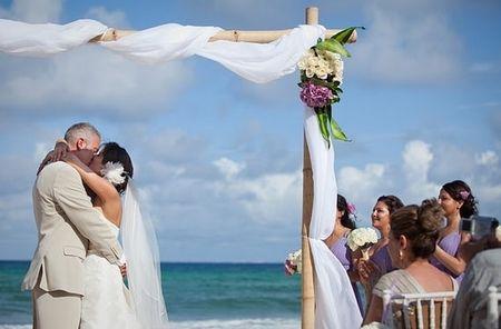 Decora tu boda con tela