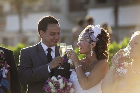 Ideas de brindis original en tu boda