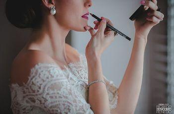 Maquillarte tú misma para la boda