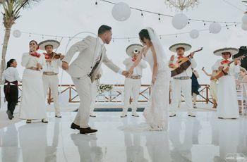 El mariachi, una de las tradiciones de boda más mexicanas