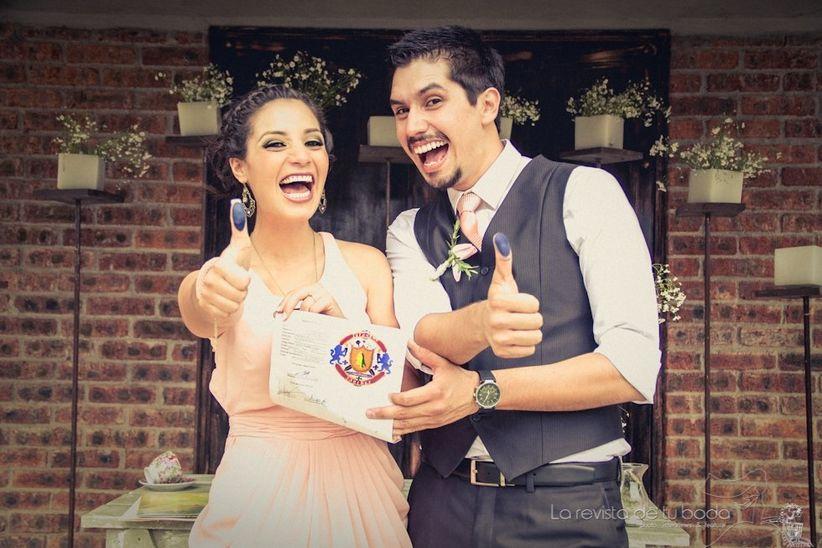 Consejos para una boda civil íntima, pero especial - bodas.com.mx