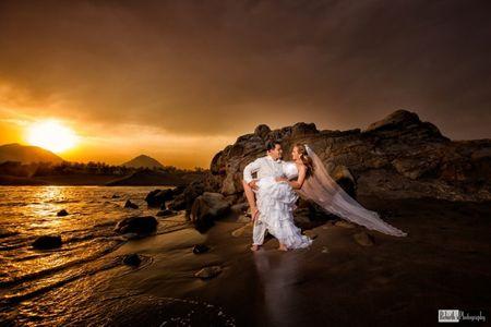 Cómo elegir locación de fotos de boda
