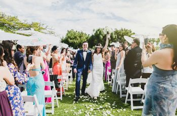 ¿Asistir solo o acompañado a una boda? 6 casos, 6 soluciones