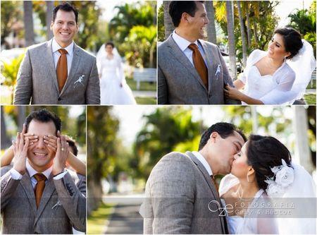 6 razones para ver a la novia antes de la ceremonia