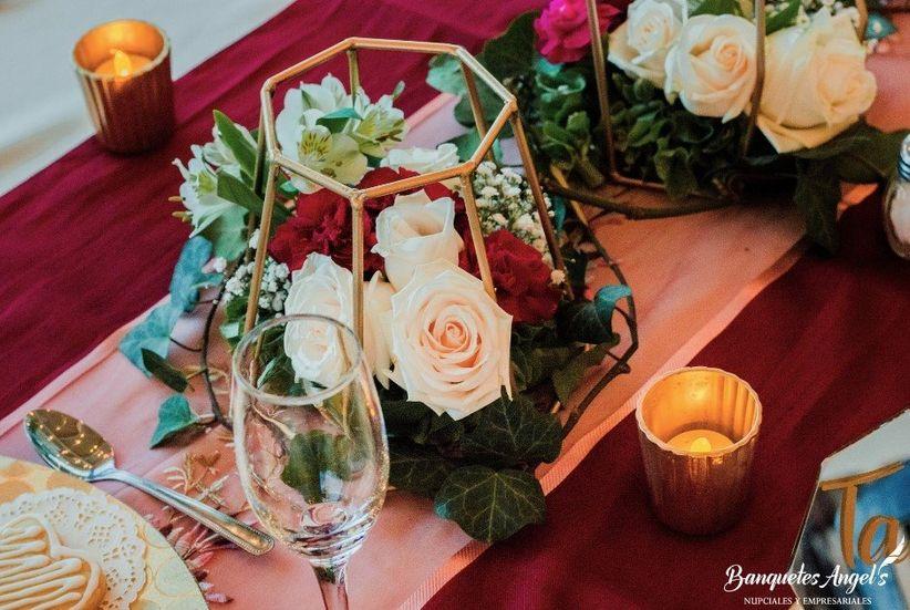 Banquetes Angels