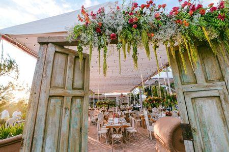 8 ideas inesperadas para decorar su boda con flores