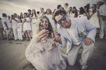 5 lugares para un trash the dress mitad loco, mitad romántico