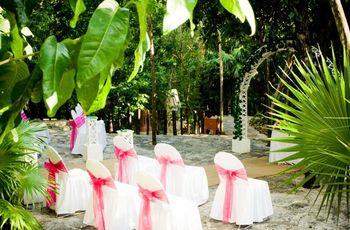 Consejos para tu ceremonia y banquete en un jardín