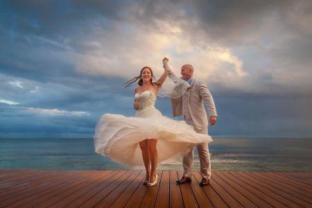 Protocolo para el baile de los novios