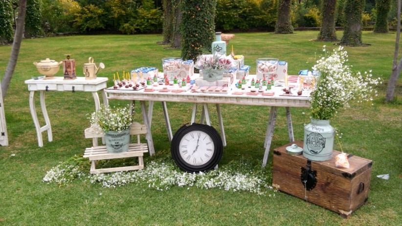 Decoracion Vintage Boda Civil ~ Tendencias en decoraci?n de bodas 2015  bodas com mx