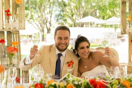 Momentos idóneos para el discurso de boda