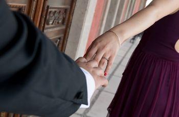 9 formas de anunciar su compromiso en las fiestas decembrinas