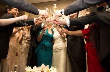 Los invitados que nunca faltan a la boda: ¡prepárate!