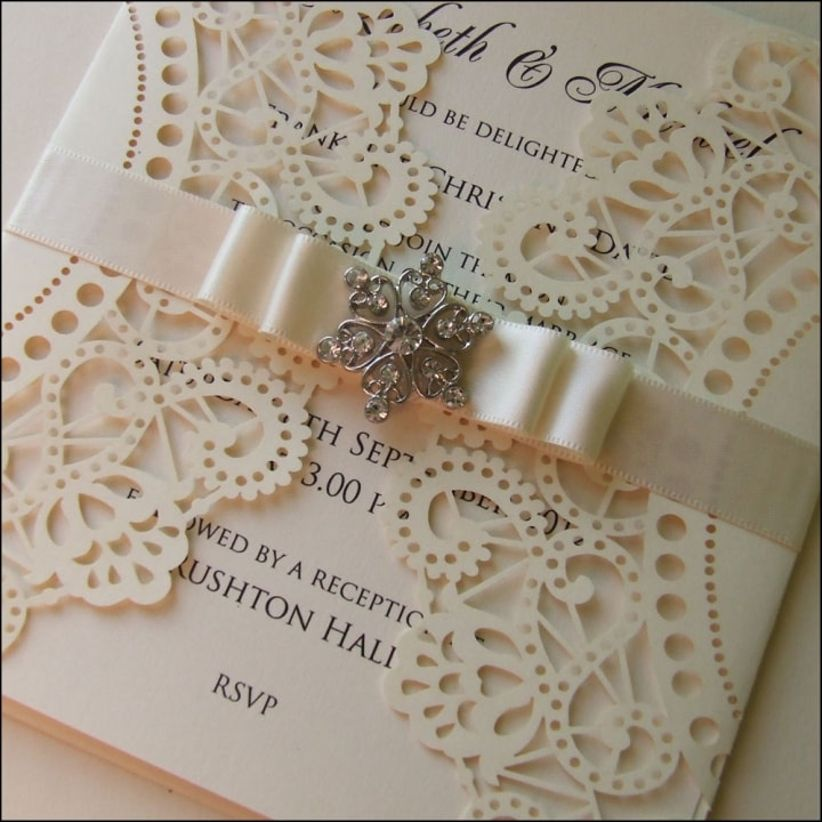 41e1166ea72ba 30 invitaciones de boda elegantes  amor a primera vista - bodas.com.mx