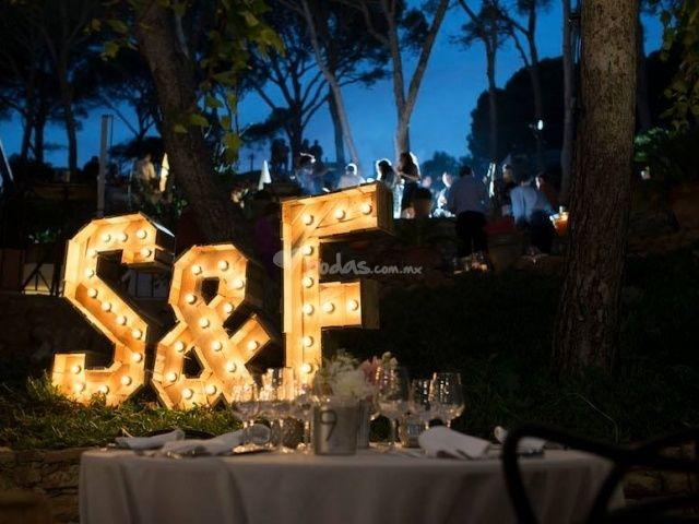 Letras gigantes foro organizar una boda for Letras gigantes para bodas baratas