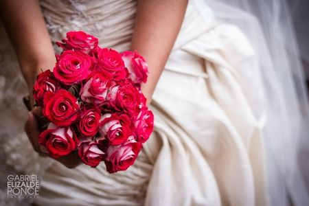 Las fotos del ramo de novia