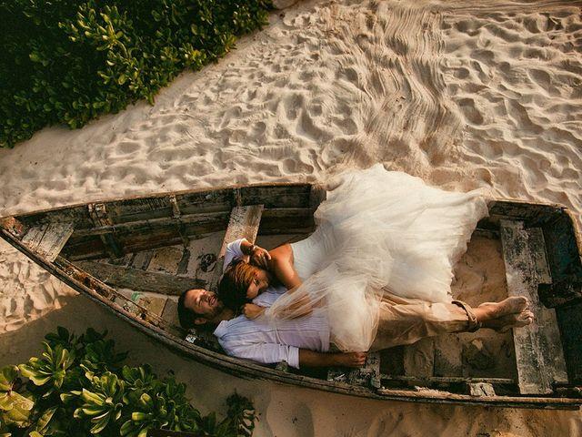 Luna de miel en la Riviera Maya: lujo, historia y naturaleza