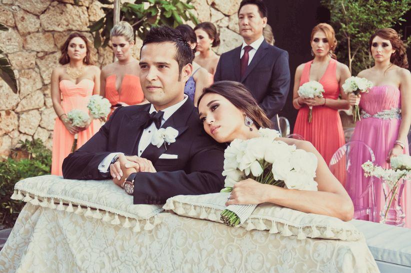 b8ef5064a Consejos para elegir a tus padrinos - bodas.com.mx