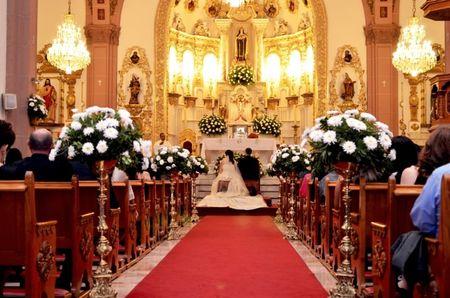 Todas las preguntas sobre los tr�mites religiosos para tu boda
