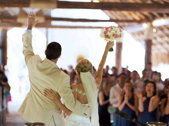 6 consejos para evitar el sudor el día de la boda
