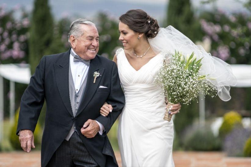 el look del papá de la novia - bodas.mx