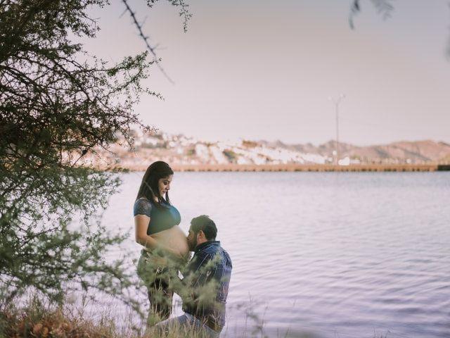 7 preguntas que se hacen todas las novias embarazadas