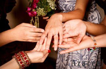 ¡Te comprometiste! Pero... ¿qué sigue? Guía de planeación de bodas para principiantes