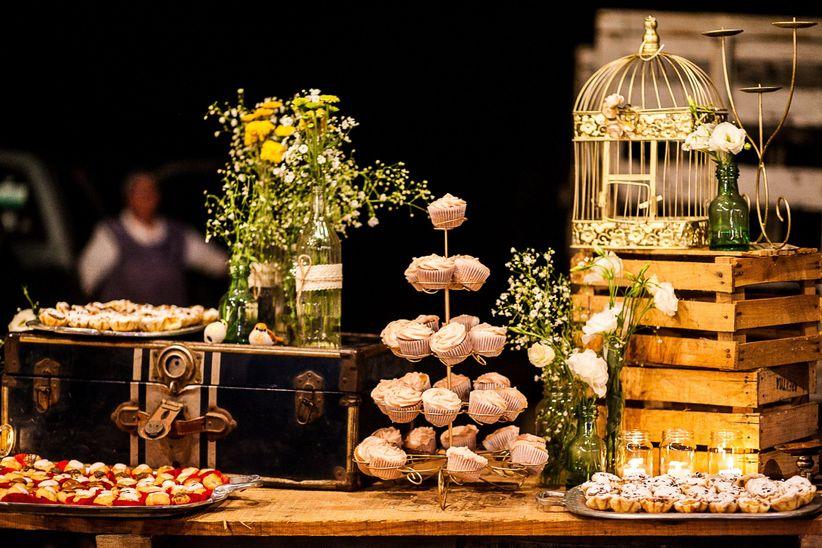 C mo montar una mesa de dulces - Proveedores decoracion ...