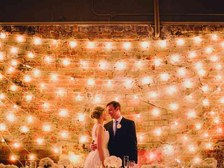 12 ideas encantadoras para iluminar su boda