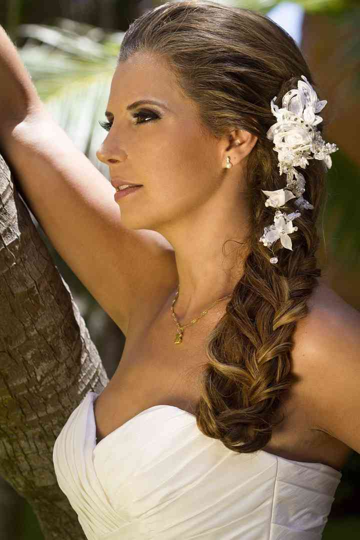 Anastacio Makeup & Hair