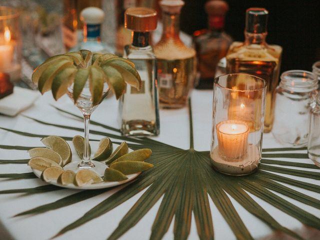 Barra de tequila y mezcal en la boda: ideas para montar la suya