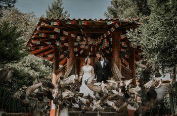 Los 4 mejores escenarios para una boda destino en México