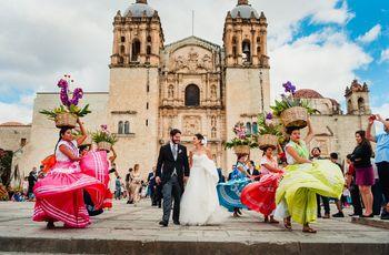 7 iglesias para tener una boda católica en Oaxaca