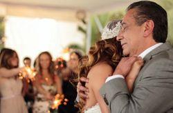 El papel del padre de la novia