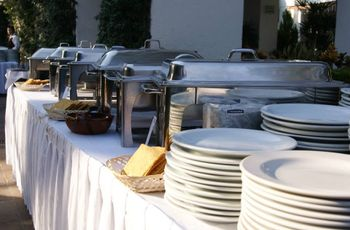 Tipos de buffet para una boda perfecta